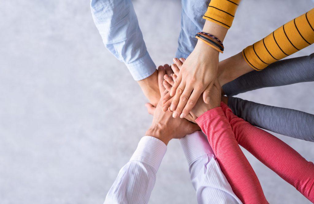 proud to care: Gemeinsam sind wir stark