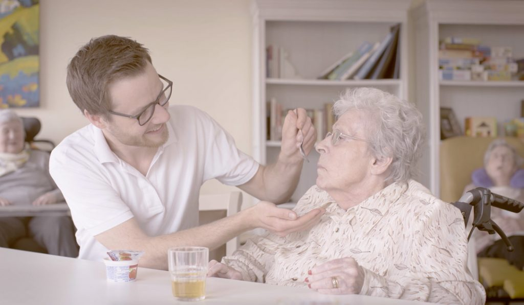 Proud to care – Gemeinsam für eine starke Pflege