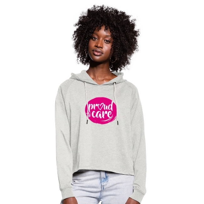 Proud to care – Shop – Hoodie